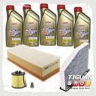 Набор ТО-1, ТО-3 для 1.4 TSI (150 л.с.) Tiguan (2008-2011)