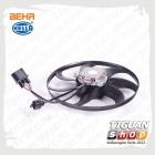 Вентилятор системы охлаждения Тигуан Behr-Hella 8EW351040-071