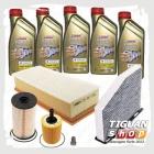 Набор ТО/2, ТО/4, ТО/6 для 2.0 TDI (170 лс) Tiguan (2008-2011)