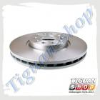 Диск тормозной вентилируемый передний Тигуан 5QF615301A