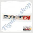 Надпись 2.0 TDI VAG 5N0853675NGQF