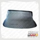 Ковер багажника (пластик) Тигуан 5N0061180