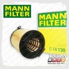 Фильтр воздушный Тигуан Mann C14130