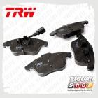 Колодки тормозные передние Тигуан TRW GDB1762