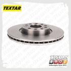 Диск тормозной вентилируемый передний TEXTAR 92120503