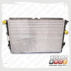 Радиатор охлаждения двигателя Тигуан 5N0121253N