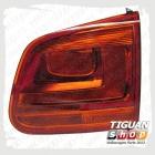Фонарь задний правый внутренний Тигуан (2012-2015) 5N0945094H