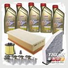 Набор ТО-2, ТО-4 для 1.4 TSI (150 л.с.) Tiguan (2008-2011)