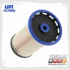 Фильтр топливный Тигуан UFI 2602600