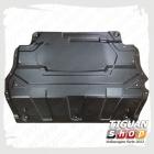 Защита картера двигателя (железная) Тигуан 5N0018930D