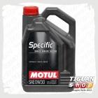 Масло моторное Motul Specific (5л.) 0W30