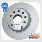 Диск тормозной задний Тигуан серии Economy JZW615601F