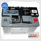 Аккумуляторная батарея Тигуан серии ECONOMY (72AH) JZW915105A