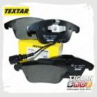 Колодки тормозные передние Тигуан TEXTAR 2433301