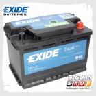 Аккумуляторная батарея Exide (74Ah/680A) EB740