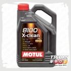 Масло моторное Motul 8100 X-Clean C3 (5л.) 5W40
