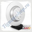 Диск тормозной задний Тигуан 3Q0615601A