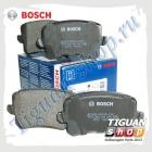 Колодки тормозные задние Тигуан Bosch 0986494344