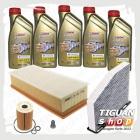 Набор ТО-1, ТО-3, ТО-5 для 2.0 TDI (170 л/с) Tiguan (2008-2011)