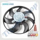 Вентилятор системы охлаждения двигателя Тигуан VDO A2C59511340