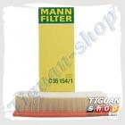 Фильтр воздушный Тигуан Mann C351541