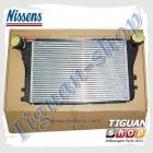 Охладитель наддува воздуха (интеркулер) Тигуан Nissens 96610