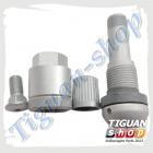 Вентиль датчика давления в шинах Тигуан 3AA998275