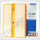 Фильтр воздушный Тигуан Knecht/Mahle LX3525