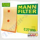 Фильтр воздушный Тигуан Mann C27009
