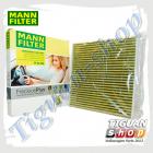 Фильтр салона антиаллергенный Тигуан MANN FP26009