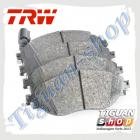 Колодки тормозные передние TRW GDB2114