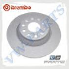 Диск тормозной задний Brembo 08.C501.11